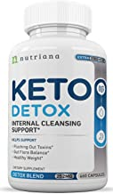 Best Keto Detox Cleanse Weight Loss Pills for Women and Men – Keto Colon Cleanser..
