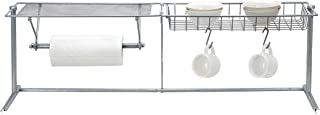 Best over the sink shelf with paper towel holder Reviews