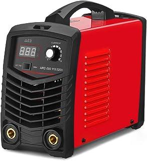 SUNGOLDPOWER ARC MMA Welder 200A Lift TIG Welding Machine Dual Voltage 110V 220V IGBT..