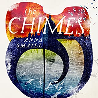 The Chimes audiobook cover art