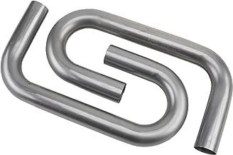 Combo Exhaust Pipe Mandrel Bend/Header Tubing, 2-1/2
