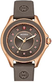 Best michele watch brown rose gold Reviews