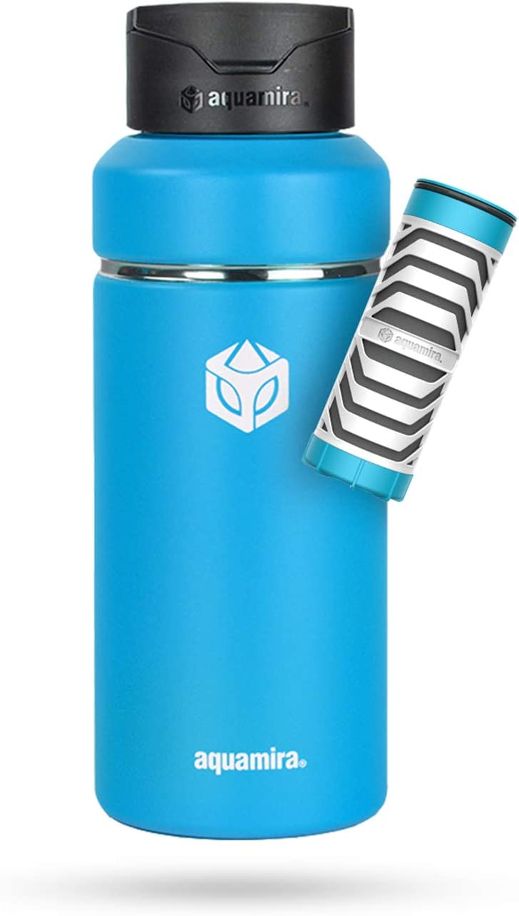 At the price of surprise Aquamira Product Shift Filtered Water Bottle - Insu Everyday Filter with