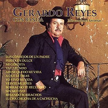 """Gerardo Reyes Con Banda """"Mis Canciones Favoritas"""""""