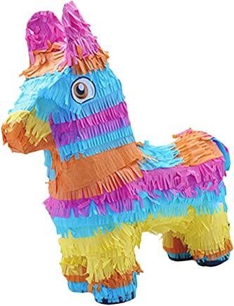 YeahiBaby Donkey Pinata Fiesta Party Favors Kids Birthday Party Decorations
