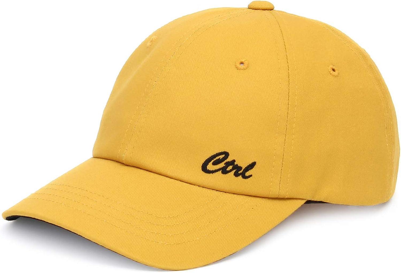 UNDERCONTROL Baseball Dad Hat Low Profile OG Logo Embroidered Curved Visor Sports Adjustable Strapback Trucker Cap Unisex