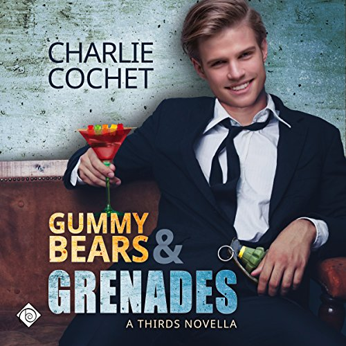 Gummy Bears & Grenades audiobook cover art