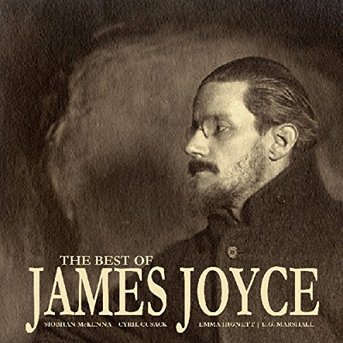 The Best of James Joyce cover art