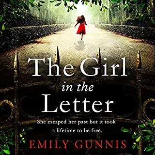 The Girl in the Letter audiobook cover art