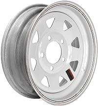 Best 13x5 trailer wheels Reviews