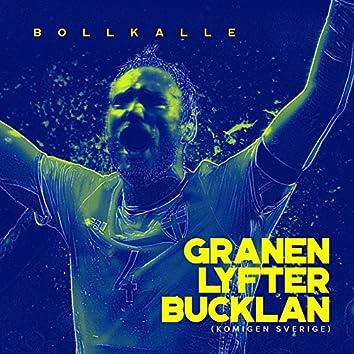 Granen Lyfter Bucklan (Komigen Sverige)