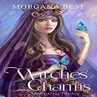 Witches' Charms     Vampires and Wine, Book 3              By:                                                                                                                                 Morgana Best                               Narrated by:                                                                                                                                 Tiffany Dougherty                      Length: 5 hrs and 16 mins     10 ratings     Overall 4.2