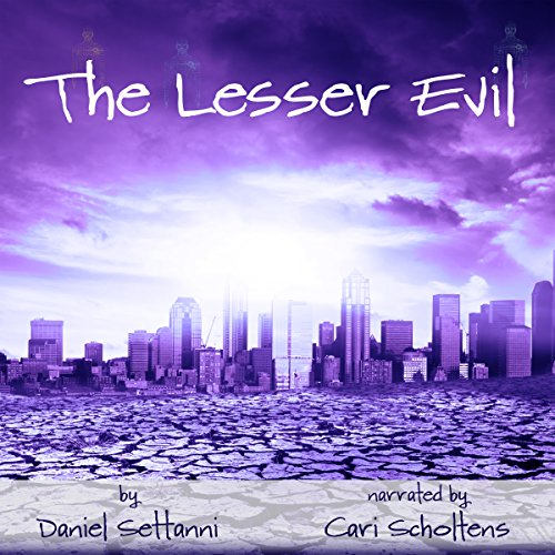The Lesser Evil audiobook cover art