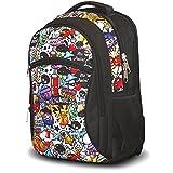 Zaino scuola media per ragazzi e ragazze, realizzato in EU - Premium - yeepSport S94dx (Sprayer)
