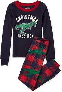 Boys' Big Sports Long Sleeve Pajama Set