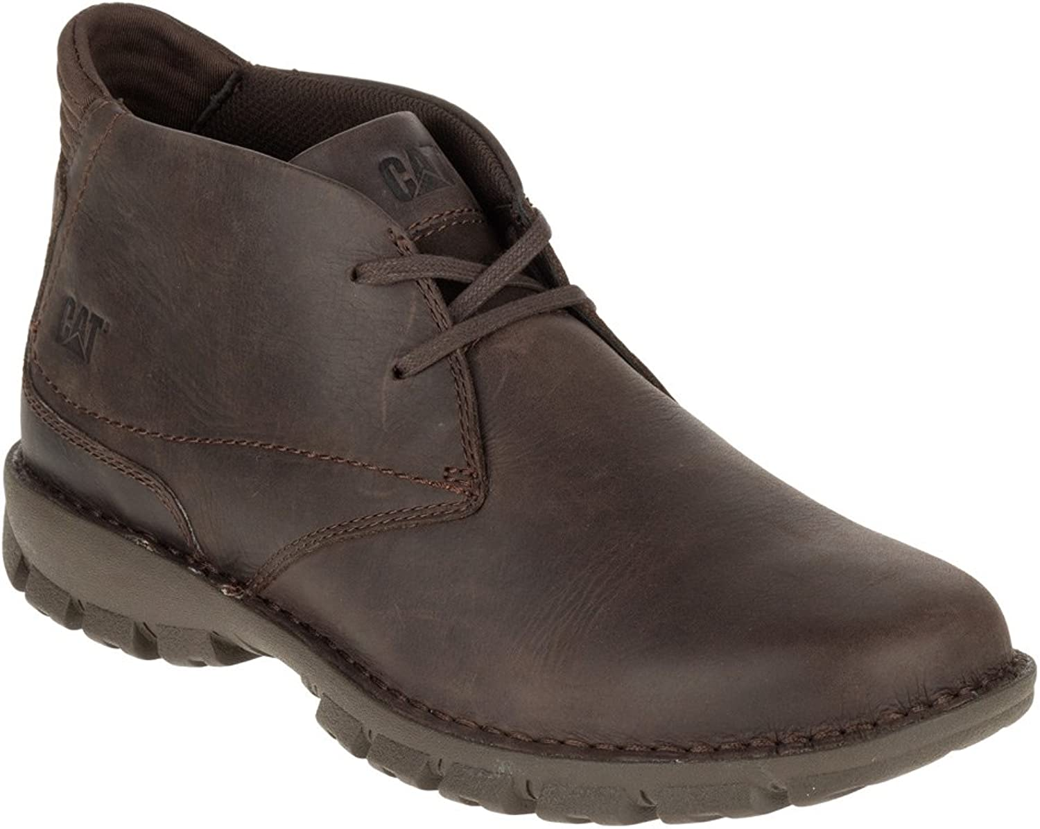 CAT P720654-20 Mitch Chocolate Brown Mens Boots