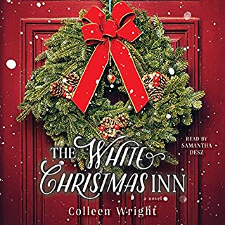 The White Christmas Inn audiobook cover art