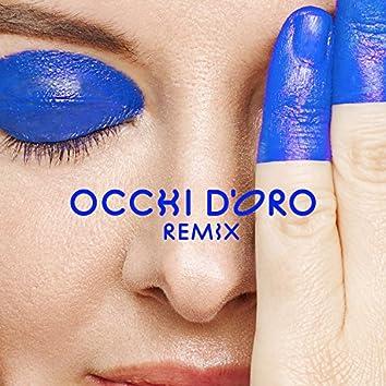 Occhi d'oro [Remix]