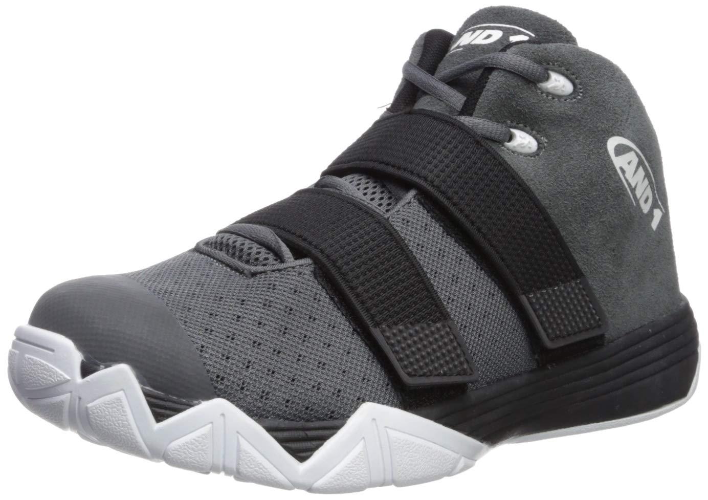 AND1 Chosen Sneaker Castle Black