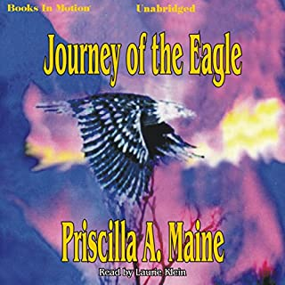Journey of the Eagle audiobook cover art