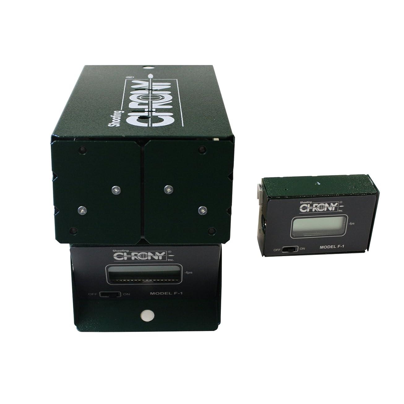 拡声器ミスペンドサスペンション速度を測定★7000099 F1マスタークロノグラフ Shooting Chrony社 Green【並行輸入】