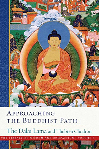Download Approaching the Buddhist Path (The Library of Wisdom and Compassion Book 1) (English Edition) B01N1W72JG