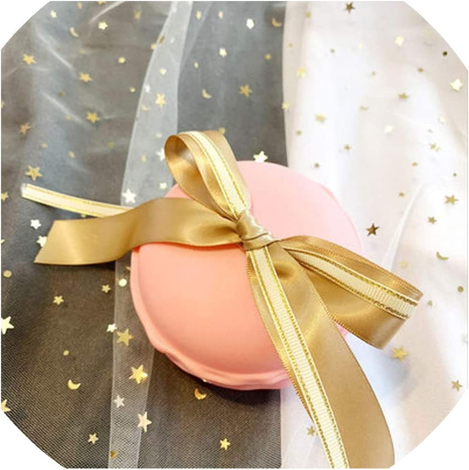 Philadelphia Mall Very popular koweis 20pcs Elegant Macaron Cake Brida Wedding Pink Favor Theme