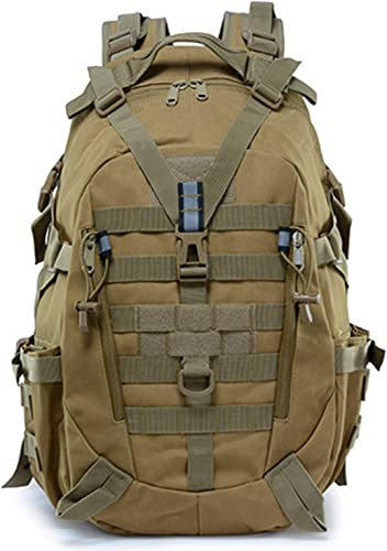 25L Molle Military sac à dos Tactical Assault sac sac à dos grand imperméable sac à dos Hiking Camping Hunting