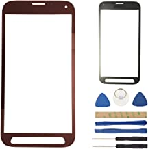 Cherry Red SM-G860 Outer Glass Screen Replacement Compatible with Samsung Galaxy S5 Sport SM-G860