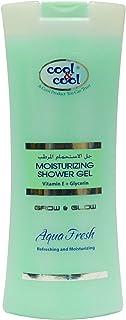 Cool & Cool Glow & Glow Moisturizing Body Shower Gel Aqua Fresh, 400 ml