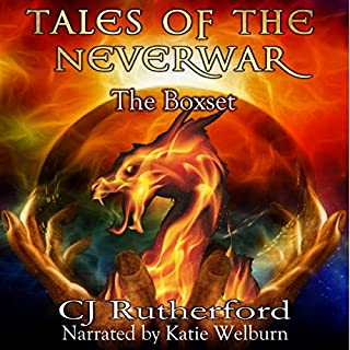 Tales of the Neverwar - a YA Fantasy Adventure: The Boxset cover art