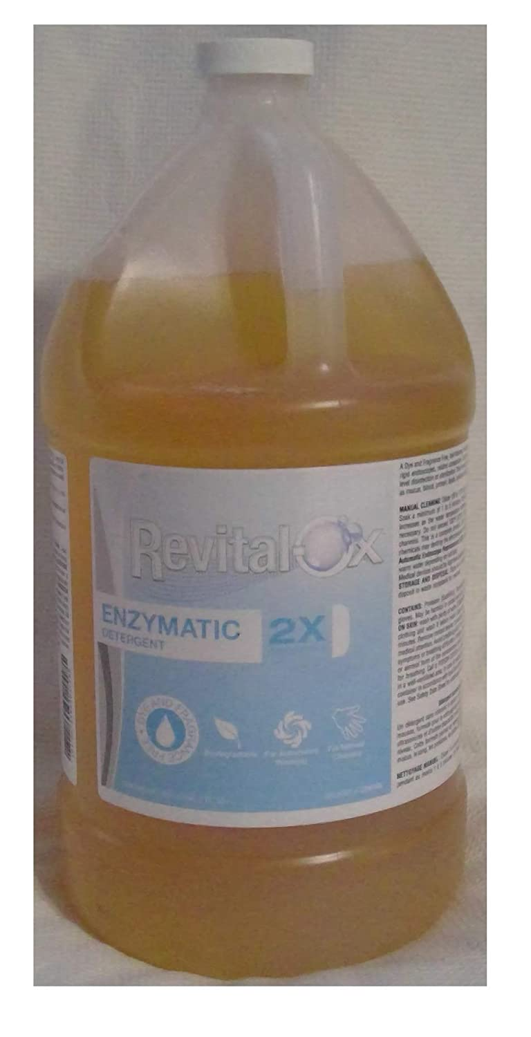 Revital-Ox Lowest price challenge 2D97AW Enzymatic Detergent Concentrate Fragrance 2X F Outlet sale feature