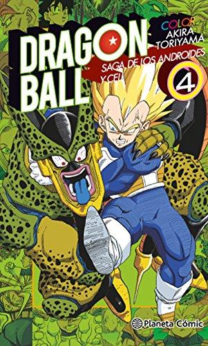 Dragon Ball Color Cell nº 04/06 (Manga Shonen)