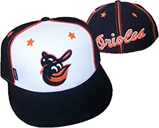 Baltimore Orioles SUPERFLY Fitted Size 7 3/4 Hat Cap