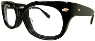 EFFECTOR(エフェクター) メガネ/サングラス セルロイド ウェリントン 10周年記念モデル 「EFFECTOR 10th fuzz full-up」 Col.BK(黒)