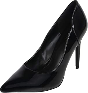 Catwalk Women's Pointed Toe Stiletto Pumps