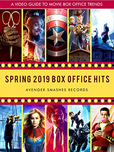2019 Trending Box Office Hits: Avengers Dominates