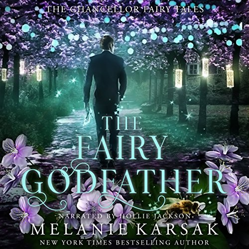 The Fairy Godfather audiobook cover art