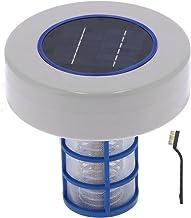 Jinyi Limpiador Solar de Piscinas, purificador de Piscinas Accesorio Profesional para Piscinas para estanques al Aire Libre, SPA, Fuentes, Arroyos, Piscinas ajardinadas
