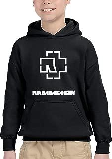 2-6 Year Old Children's Hooded Sweatshirt Ram-ms-tein Band Till Radio Unique Classic Fashion Style Black