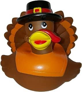 Thanksgiving Turkey Rubber Duck