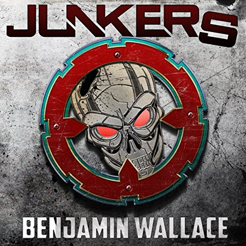 Junkers audiobook cover art