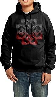 Unisex Hoodie Youth Sweatshirt Breaking Benjamin Rock Band Logo