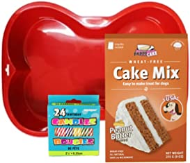 Explore dog pans for cakes