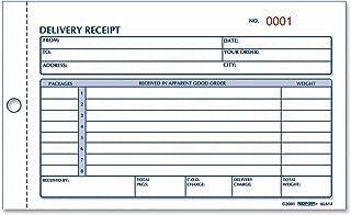 Rediform Rediform Carbonless Delivery Receipt Books (RED6L614)