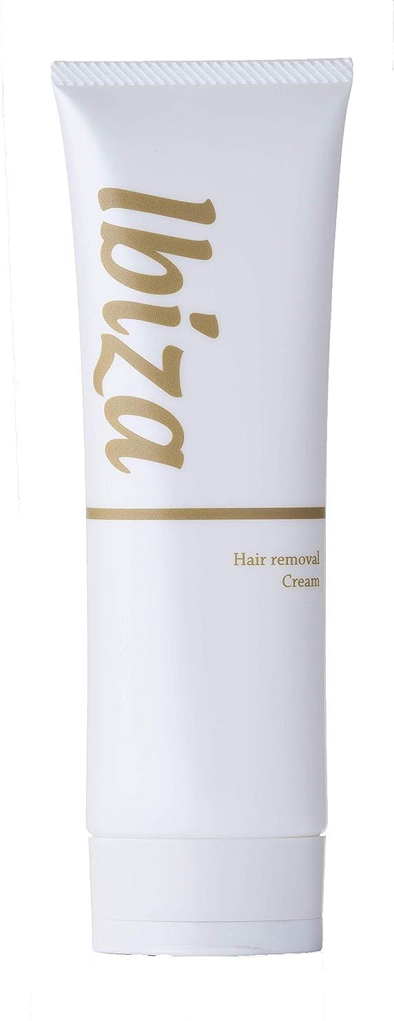 防腐剤薄暗い部門【医薬部外品】Ibiza Beauty イビサヘアーリムーバルクリーム 135g