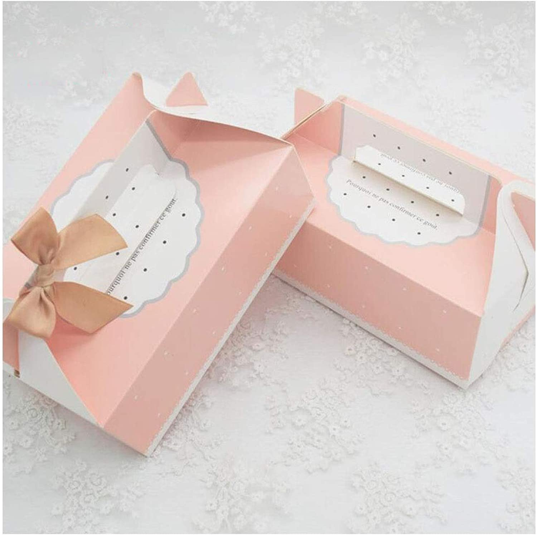 100 Mousse Puff Cake Box, Box, Box, Geschenkbox, Dessert Geschenk Dekoration Aufbewahrungsbox -20  13  7,5 cm B07QF99WGT    Zu einem niedrigeren Preis  368f74