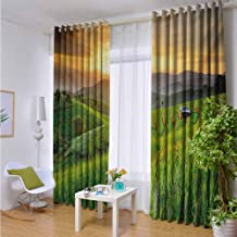 Blackout Curtains for Bedroom 108