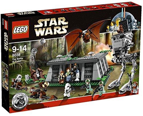 LEGO Star Wars - The Battle of EndorTM (Ref. 4534740) - Star Wars: The Battle of Endor