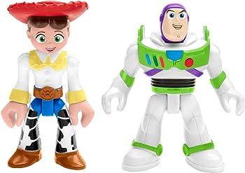 Fisher-Price Imaginext Toy Story Buzz Lightyear & Jessie